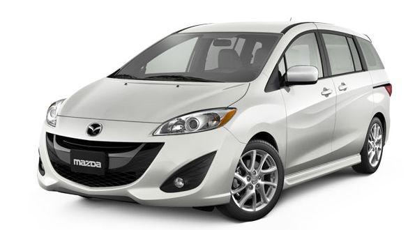 Mazda 5 Touring 2012  Repair Manual