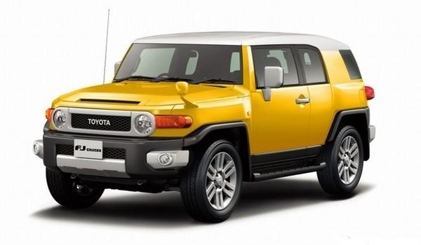 Toyota FJ Cruiser 2007 Repair Manual