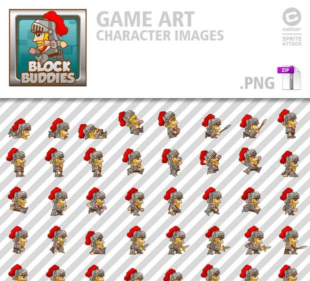 BlockBuddies Knight2
