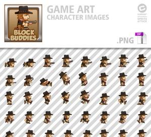 BlockBuddies  Cowboy1