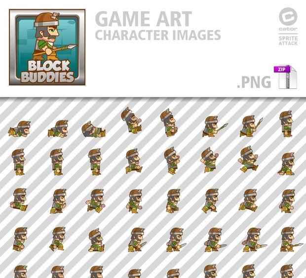 BlockBuddies  Knight4