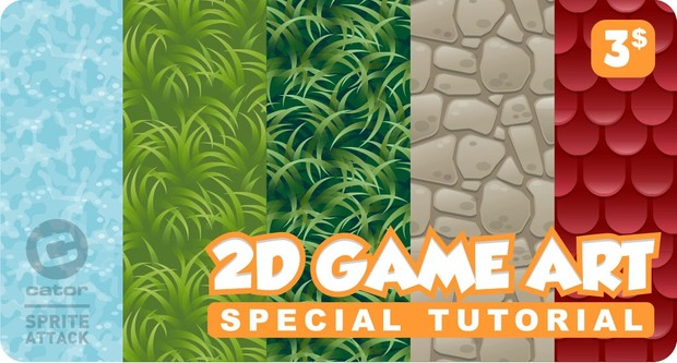 Special Tutorial - Seamless tiles