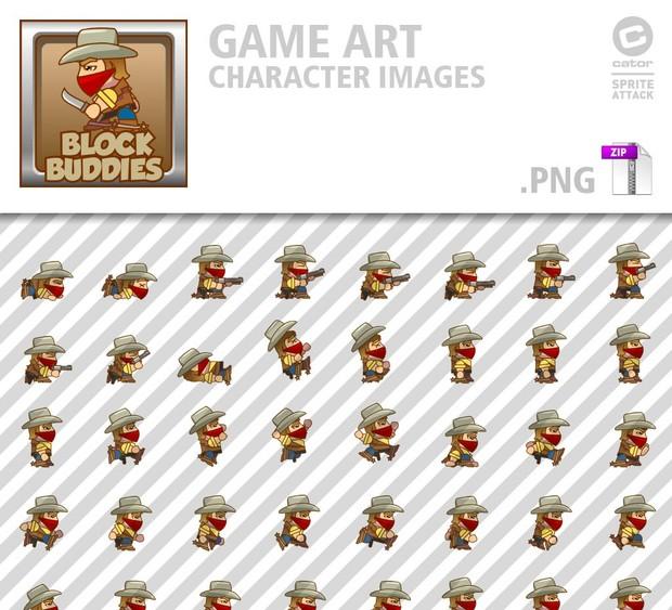 BlockBuddies Cowboy3