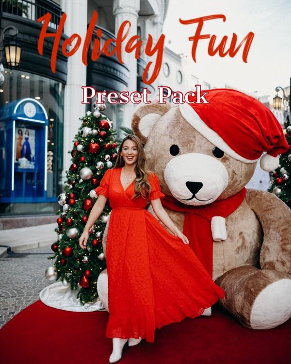 Holiday Fun Preset Pack