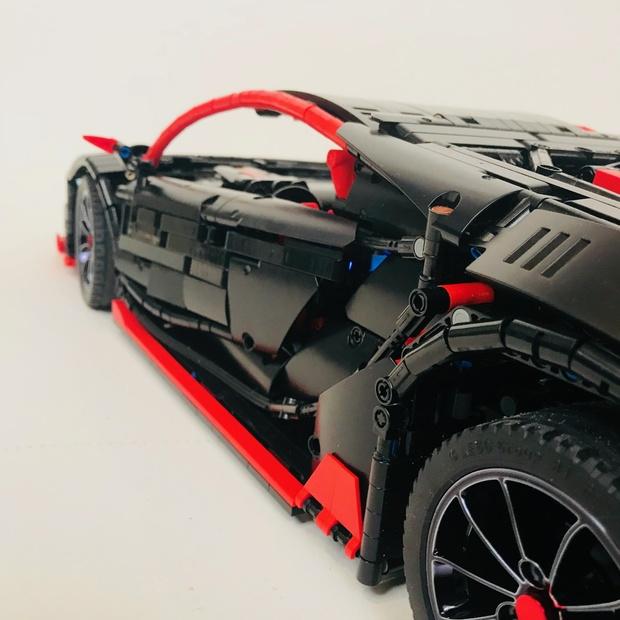 Lamborghini Centenario Lox Lego
