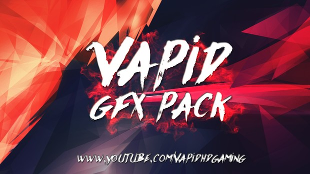 My best GFX pack for photoshop (FREE) - Vapid