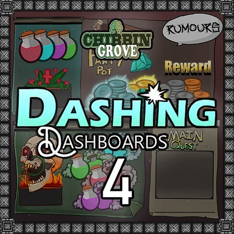 Dashing Dashboards 4