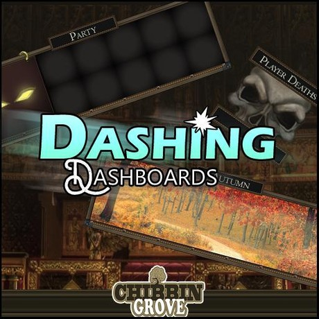 Dashing Dashboards 1