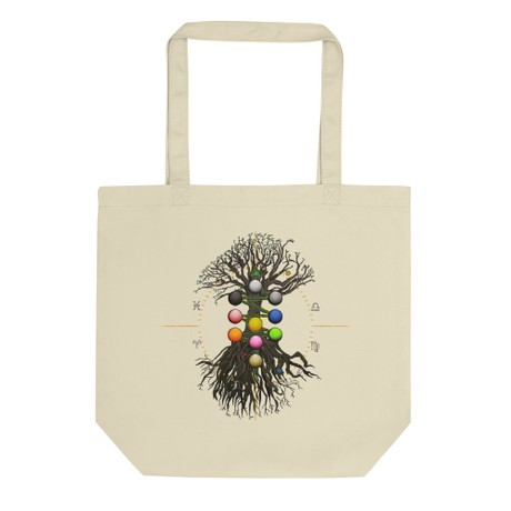 Chibbin Tree Of Life Tote