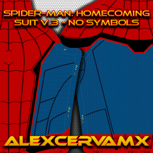AlexCerva's SM: Homecoming v3 Dye-Sub Pattern (No Symbols)