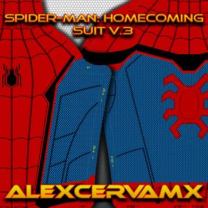 AlexCerva's SM: Homecoming v3 Dye-Sub Pattern