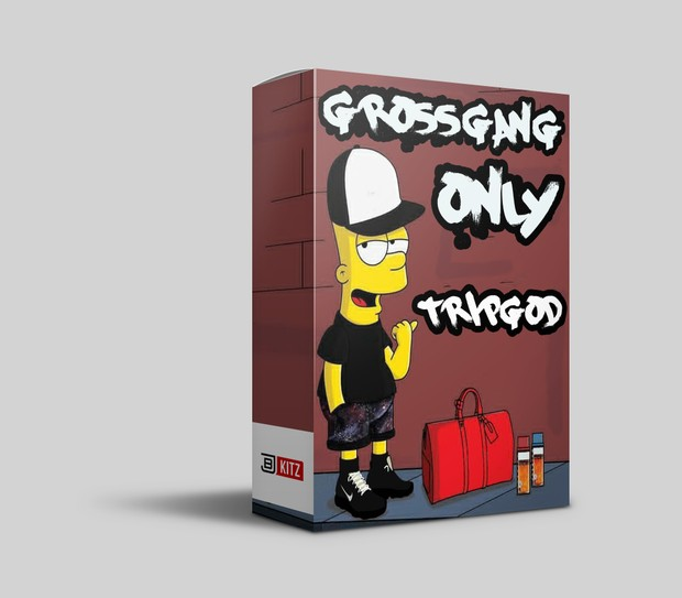 TRIPGOD - GROSSGANG ONLY (HHs FOR GROSSBEAT)