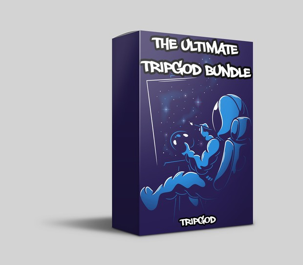 TRIPGOD - THE ULTIMATE TRIPGOD (GLITCH2 BUNDLE)