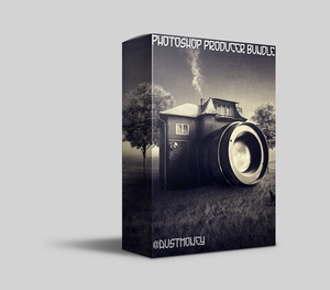 TRIPGOD - PHOTOSHOP PRODUCER BUNDLE