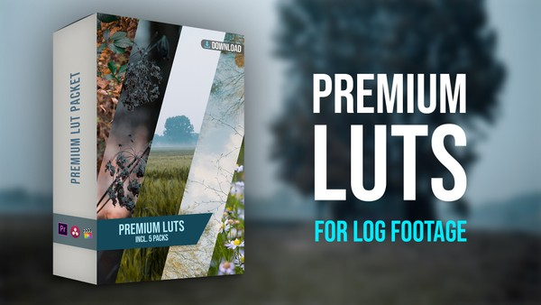 Premium LUT Pack (incl  all 5 packs)