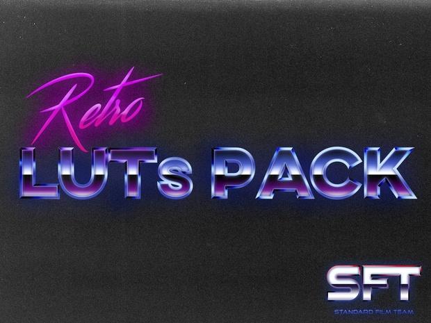 Retro LUTs Pack