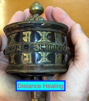 Distance Healing (Reiki, Qigong, Spiritual)