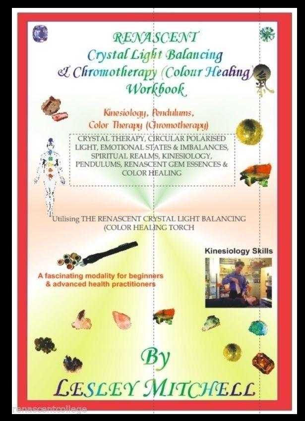 Crystal Light Balancing Workbook Flipbook