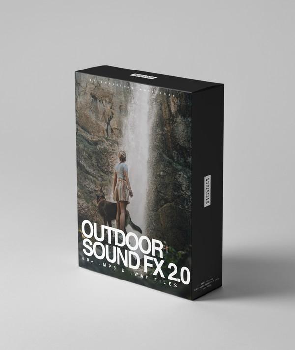 OUTDOOR SFX 2.0 | 50+ Sound Effects