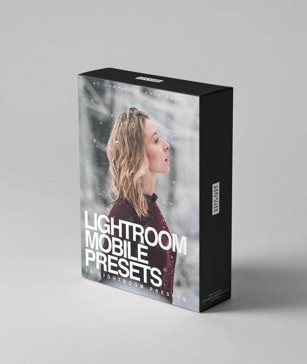 Lightroom Mobile Presets by Christian Maté Grab
