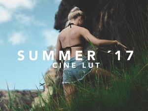 SUMMER '17 / '18 LUT for Sony a6300/6500/A7S