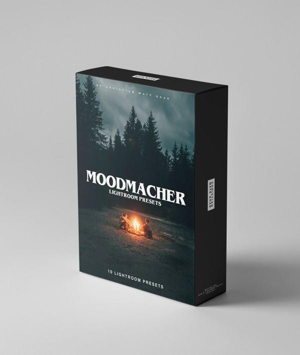 MOODMACHER | 10 Lightroom Presets