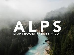 ALPS - Lightroom Preset + LUT