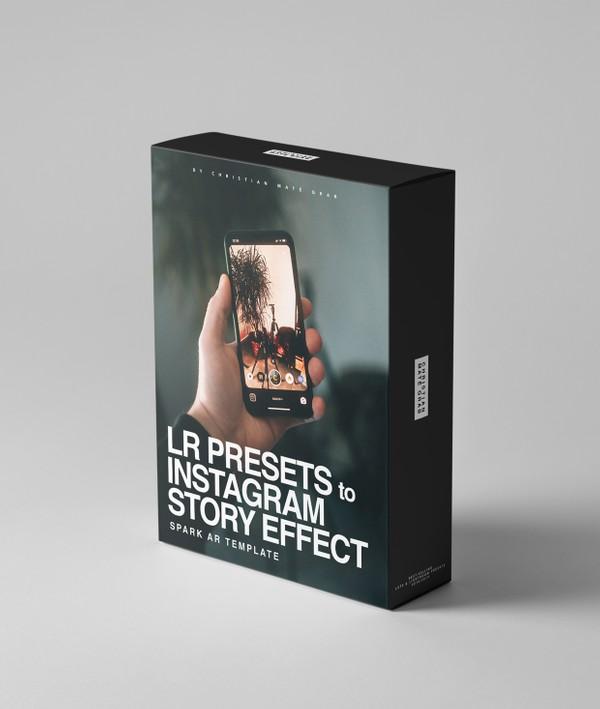 Instagram Story Effect | Spark AR Template