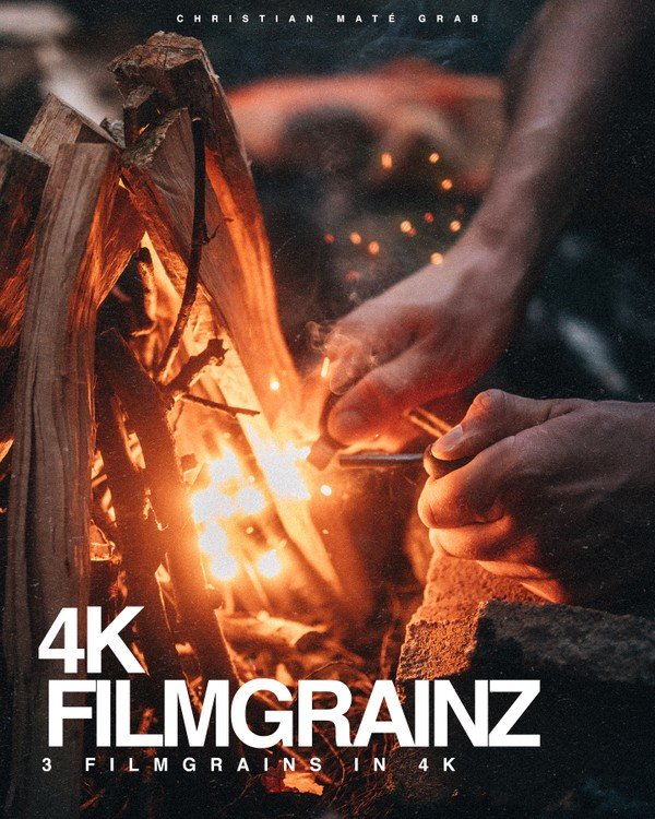 4K FILMGRAINZ   ProRes 422 Filmgrain