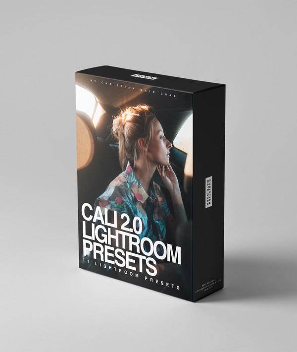 CALI 2.0 | 11 Lightroom Presets for Mobile & Desktop