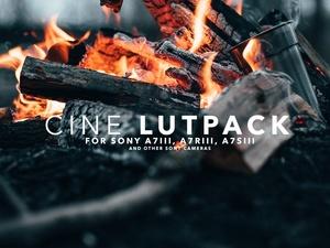 Cine LUTs for Sony A7III, A7RIII...
