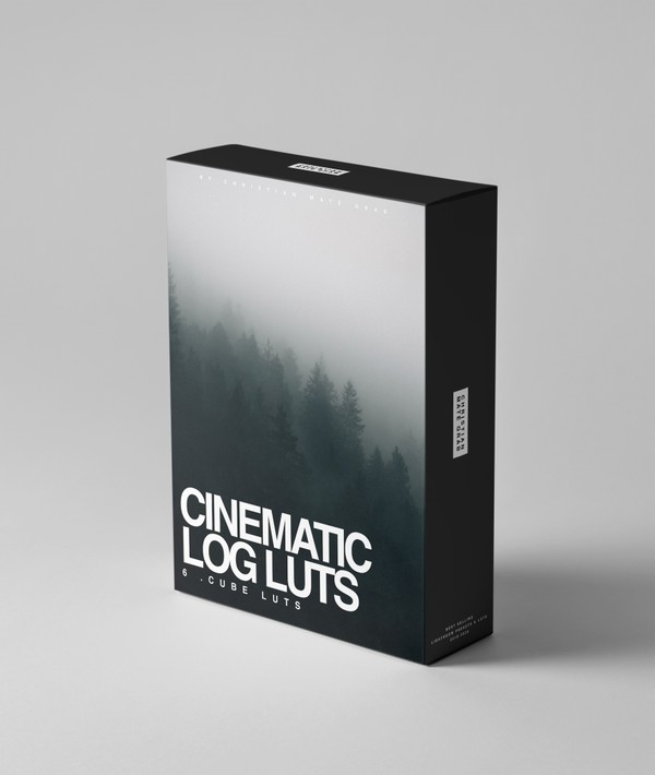 LOG LUTs | Cinematic LUTs by CMG