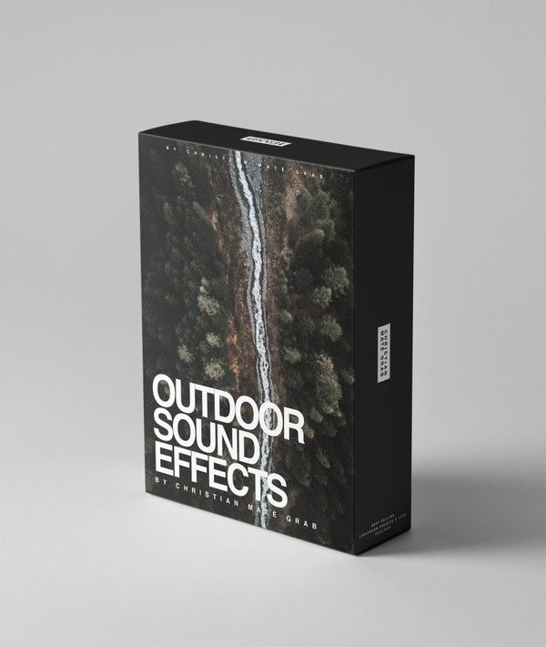 Outdoor Sound Effects | SFX PACK