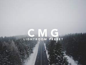 CMG VINTAGE LIGHTROOM PRESET