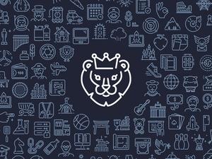 LineKing Icons