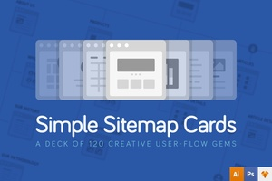 Simple Sitemap Cards