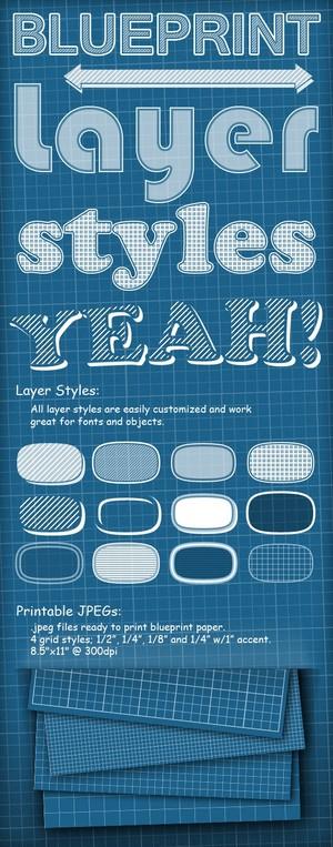 Blueprint Styles