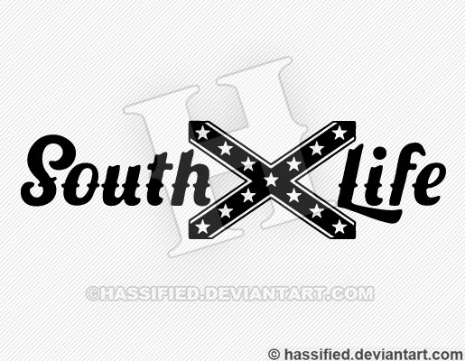 South Life Southern Cross - printable, vector, svg, art