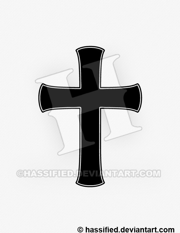 Cross - printable, vector, svg, art