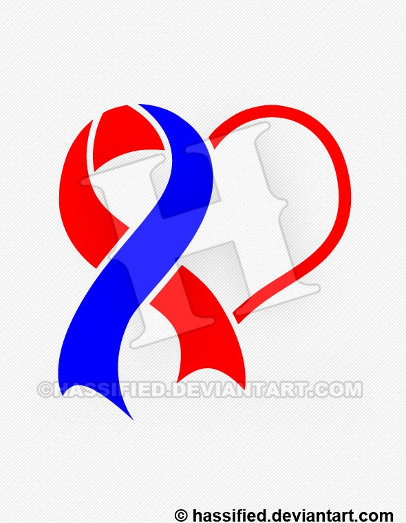 picture about Printable Ribbon referred to as Congenital Middle Defect Ribbon - printable, vector, svg, artwork