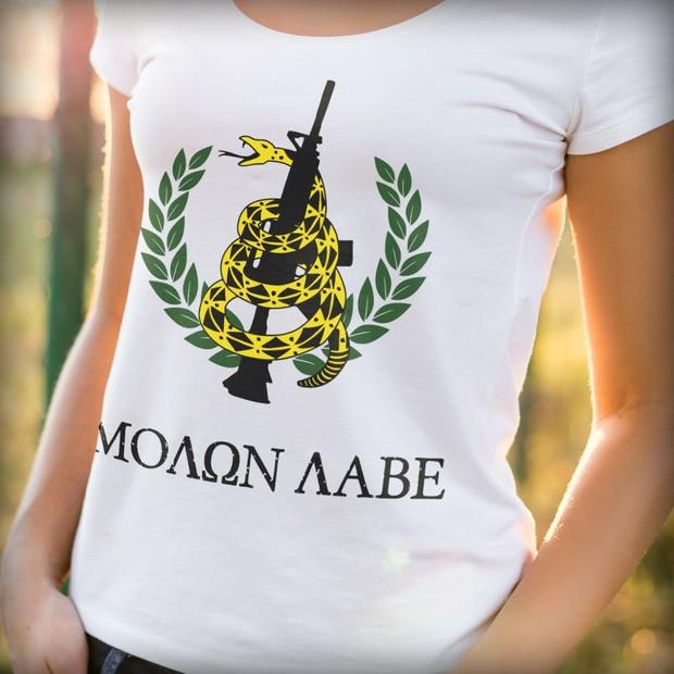 Gadsden Molon Labe