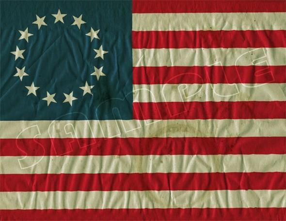 America 1776 Betsy Ross