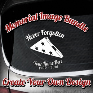 Memorial Image Bundle