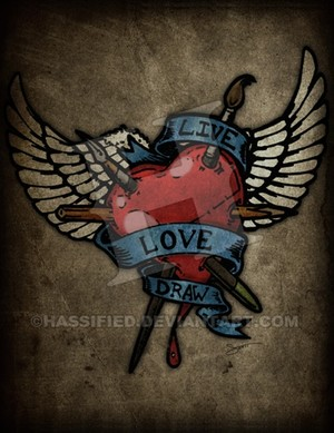 Live Love Draw