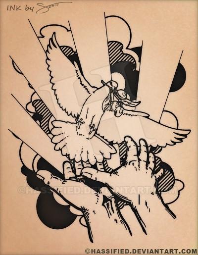Reaching for Hope - printable, vector, svg, art