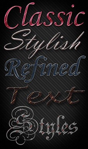 Refined Styles