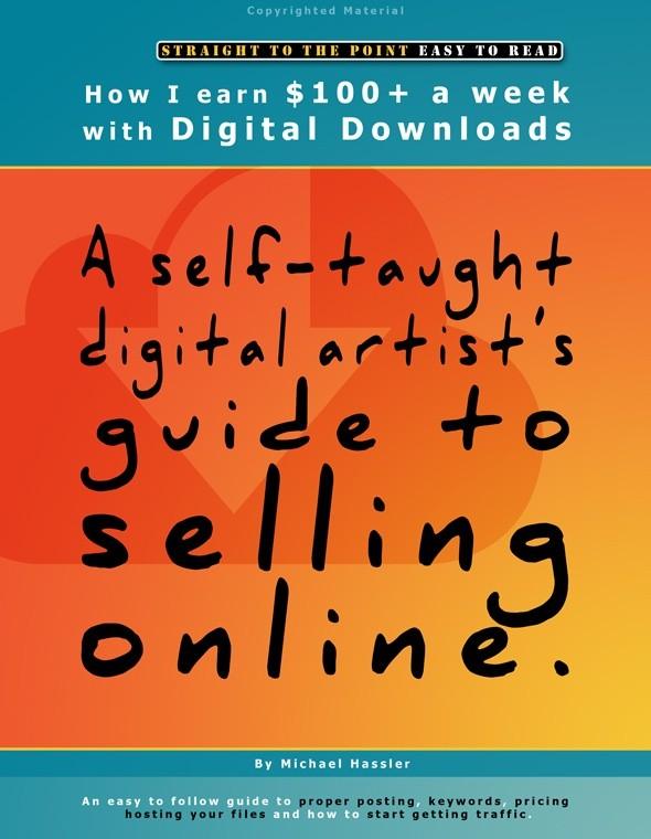 Earn $100+ a week with Digital Downloads
