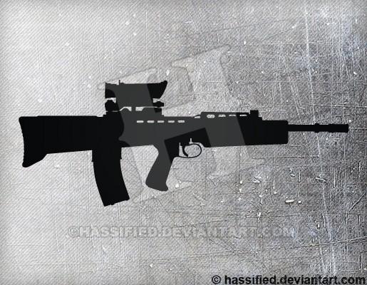 L85A1 - printable, vector, svg, art
