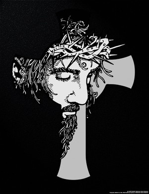 Jesus Cross Poster