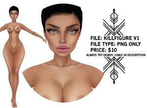 Righteous: Killfigure v1 PNG